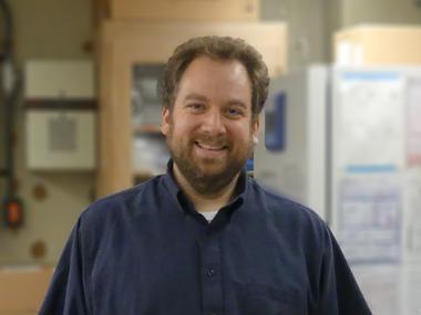 VJ Rubenstein, PhD, Biology Professor-Muncie
