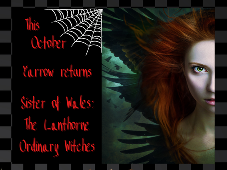 Veronica's #WritersDiary: The Lanthorne Ordinary Witches Return: A Chat with Author Cynthia Raleigh!