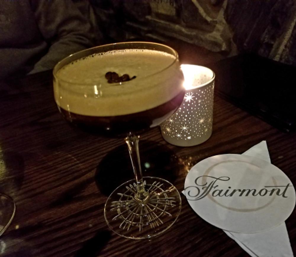 Banff espresso martini