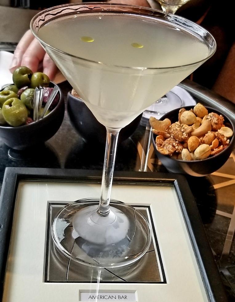 savoy first impression martini