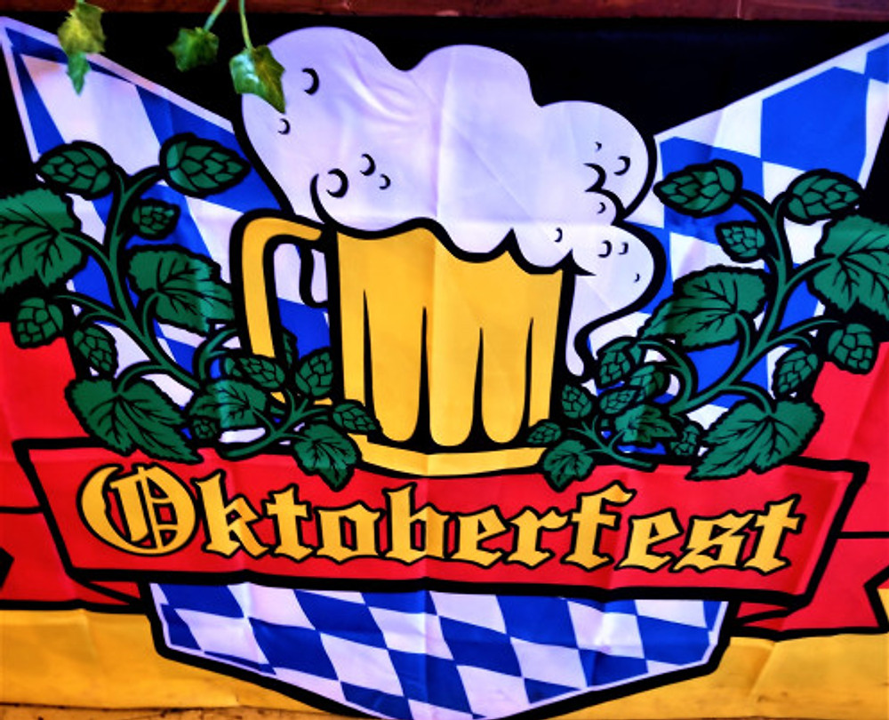 Oktoberfest graphic big bear