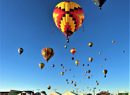 Veronica's #WritersDiary, #October Flashback, Up, Up and Away!