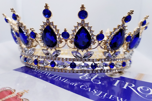 Aunt Pippa's Favorite Crown
