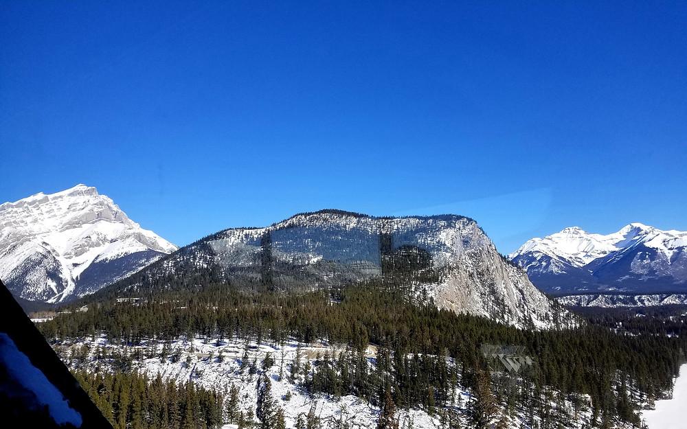 Banff mountain beauty 8th floor