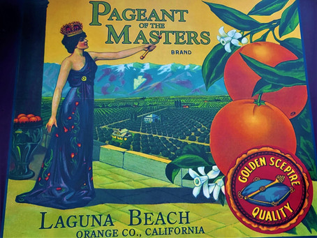 Veronica's #WritersDiary; 2021 Laguna Pageant of the Masters