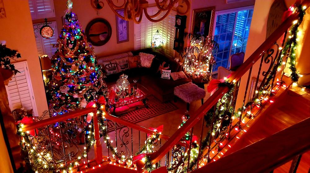 xmas living room3