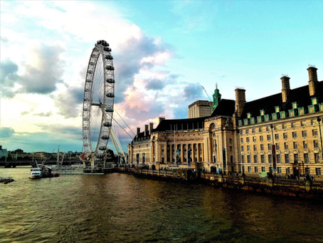 Veronica's #WritersDiary, London Virtual #InspirationResearch (IR)!