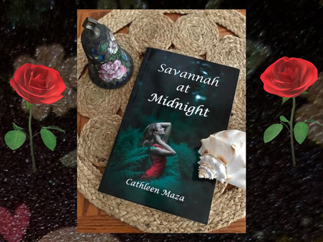 Veronica's #WritersDiary; Oh, Those Southern Nights; a Chat with #Author Cathleen Maza!