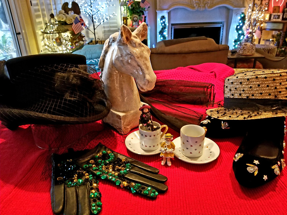 equestrian and tea events