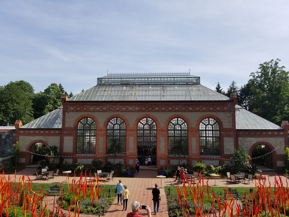 Biltmore conservatory 1