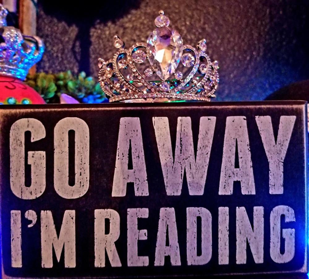 go away reading