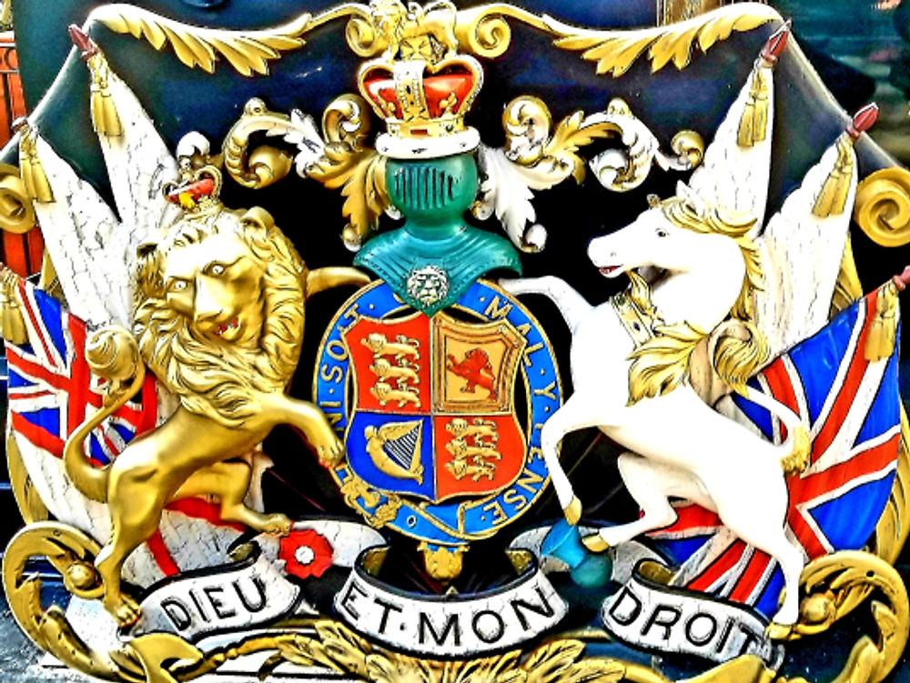 royal dieu et mon droit