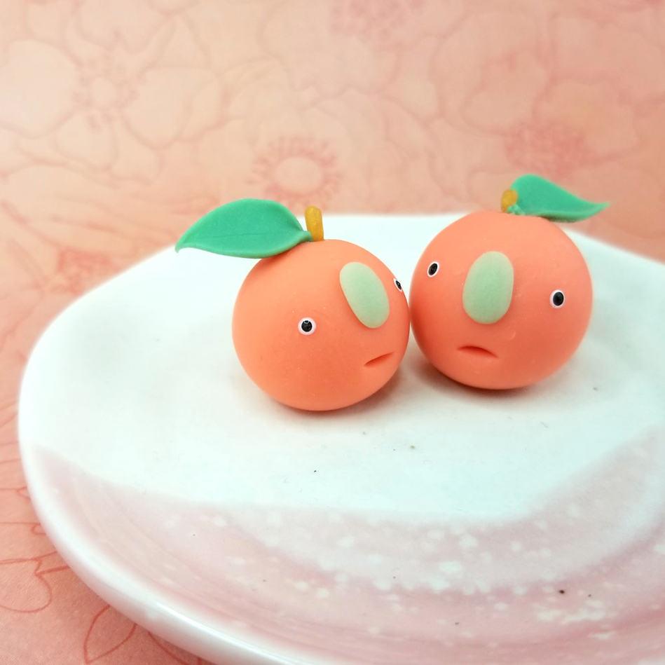 Orange Twins