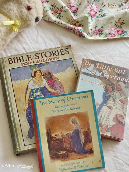 Children's Christmas & Bible Stories - Blyton, Tarrant