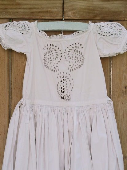 Victorian Baby Gown Bodice