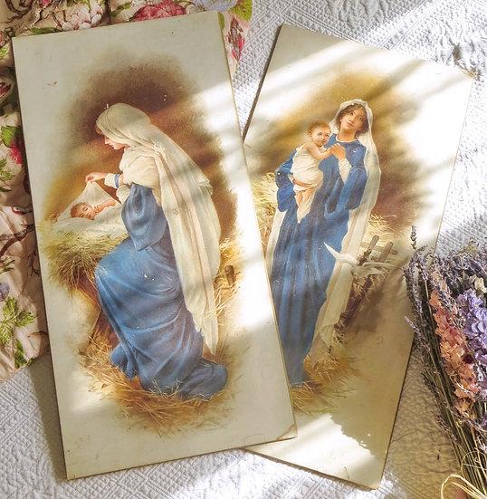 Raphael Tuck Nativity Parlour Pictures