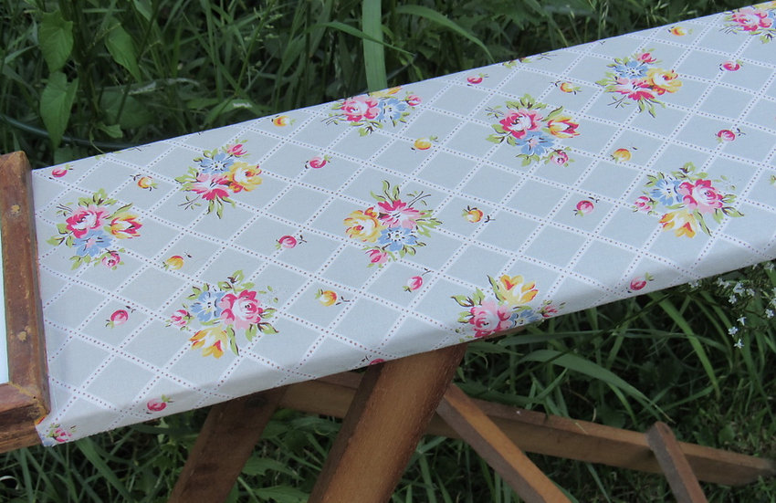 Child's Floral Ironing Board
