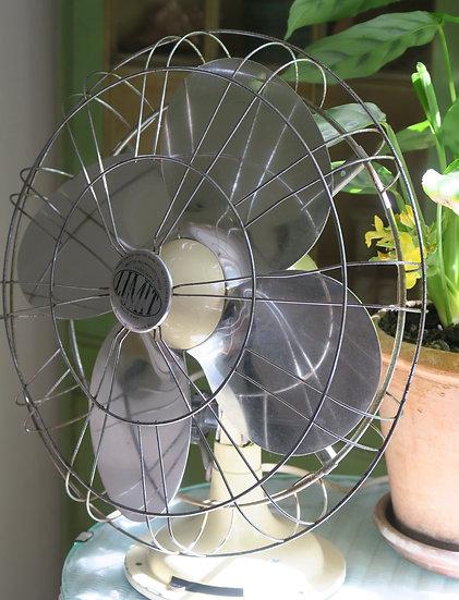 Veritys Limit Vintage Electric Fan