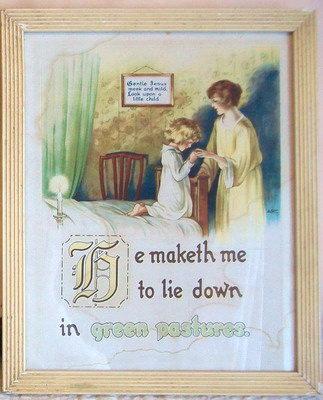 Bible Verse Nursery Prints