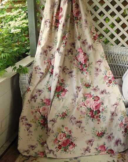 Glorious Sanderson Roses Curtain