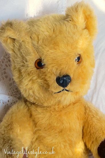 Growler Chad Valley Chiltern Vintage Teddy Bear
