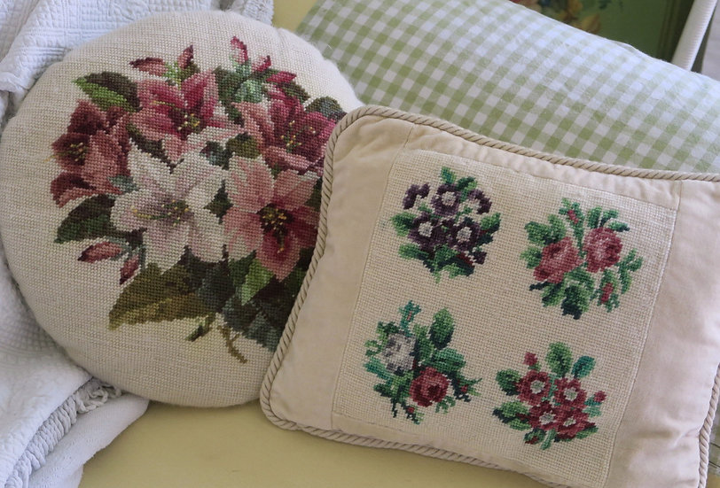 Needlepoint Cushions