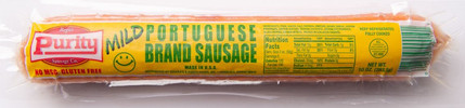 Purity Mild Portugese Brand Sausage