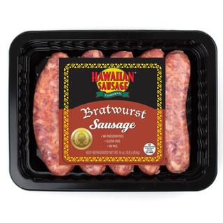 Hawaiian Sausage Bratwurst Sausage