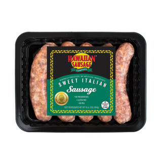 Hawaiian Sausage Sweet Italian