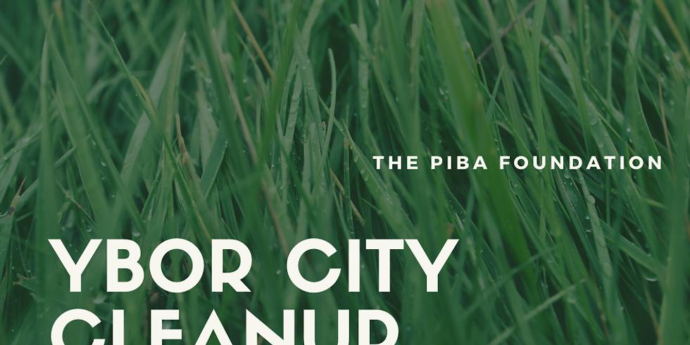 The PIBA Foundation - Ybor Community Cleanup!