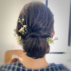 Natural&Elegant hairstyle for the Korean