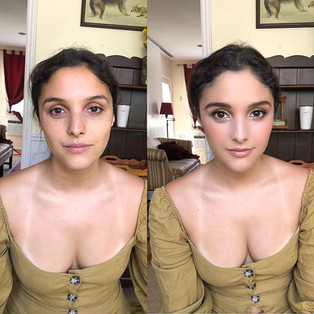 This is how natural beauty makeup make y