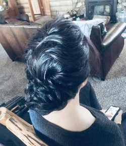 Love it ! #hairstylist #hairstyle #makeu