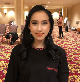 Work on Miss Asia international pageant