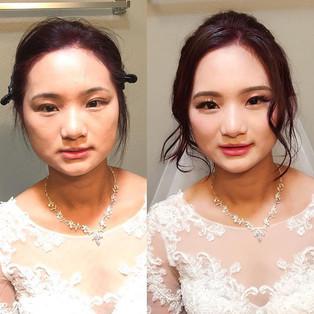 Bridal makeup&hair by me _).jpg