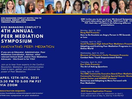 KMC Fourth Annual Symposium