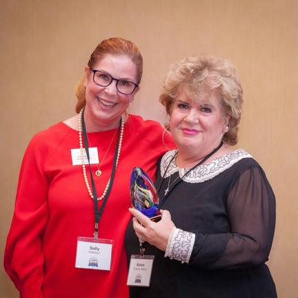 Karen Crowley-Marks receives 2018 Director's Award