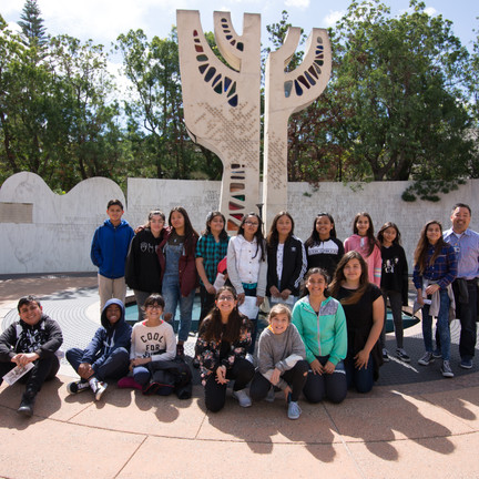 KMC sponsored trip to the Museum of Tolerance on March 16