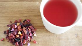 TEA(お茶)& EAT(食べる)