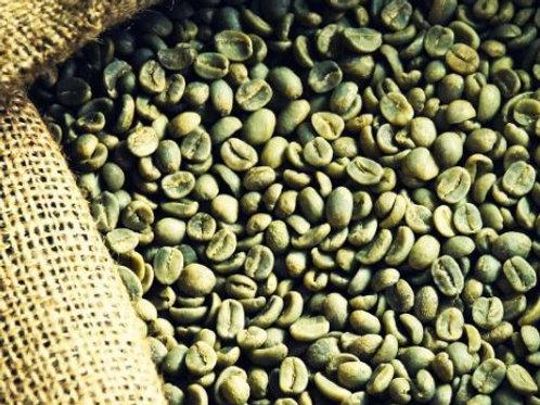 1 kg Arabica Green Beans (AA, AX, PSC)