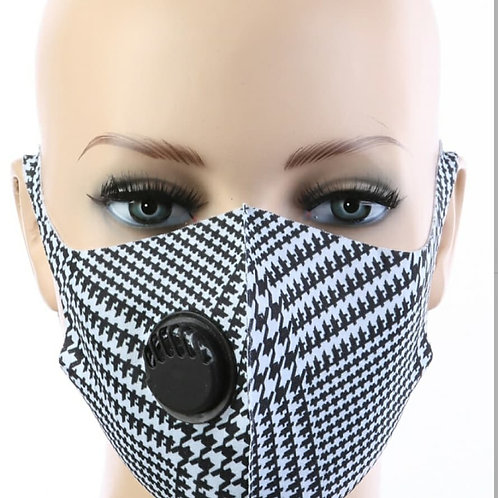 Herringbone respirator Face Mask