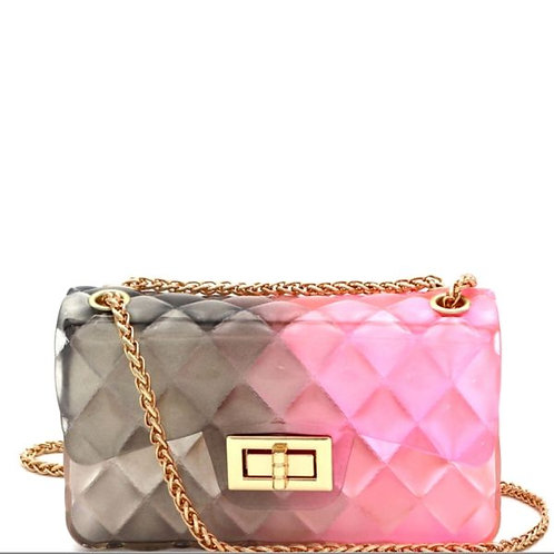 Quilted Jelly Crossbody