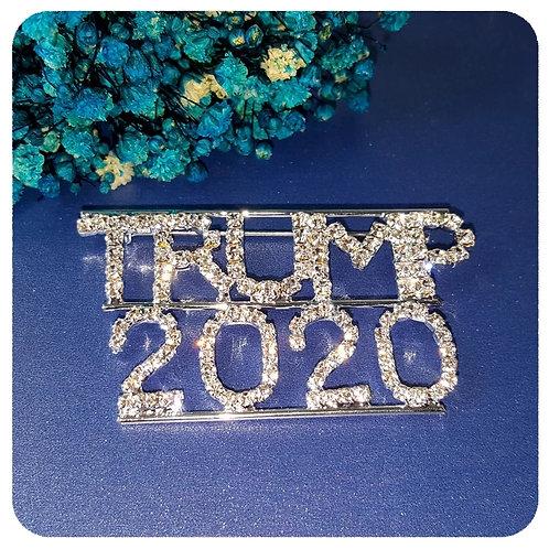 Trump 2020 Pin