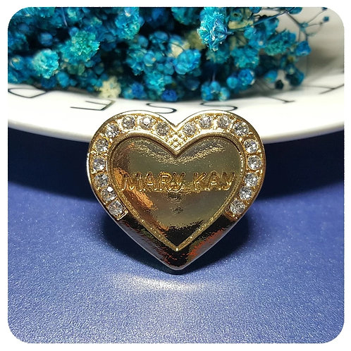 Mary Kay Heart Pin