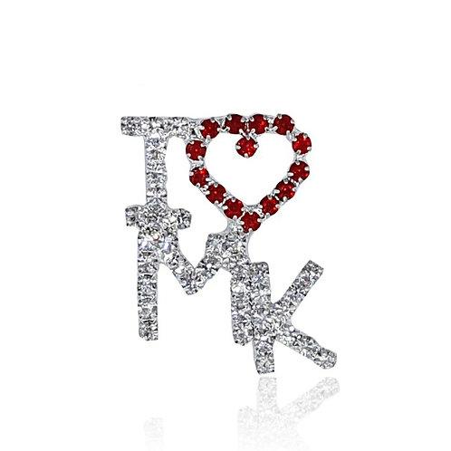 Mary Kay: I ❤️ MK Pin