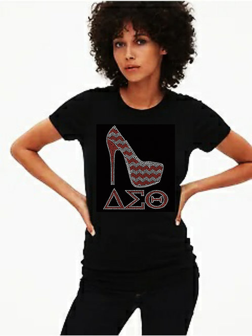 DST Bling Tee or Tote Bag