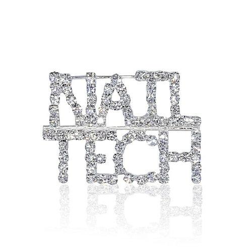 Nail Tech Pin