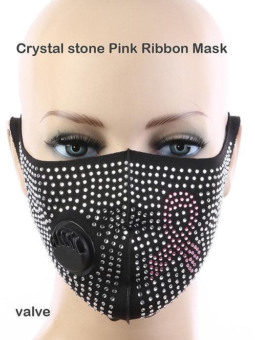 Awareness Bling Respirator Face Mask