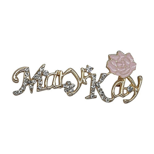 Mary Kay Flower Pin