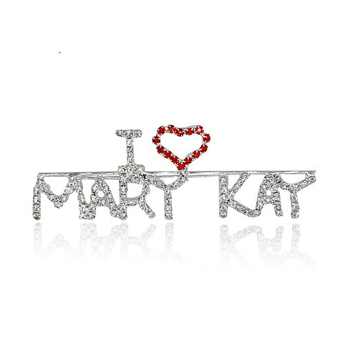 Mary Kay - I Love Pin